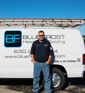 Blue Frost Heating & Cooling Services